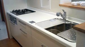 ハウスクリーニング ベアー キッチンまわりのお掃除